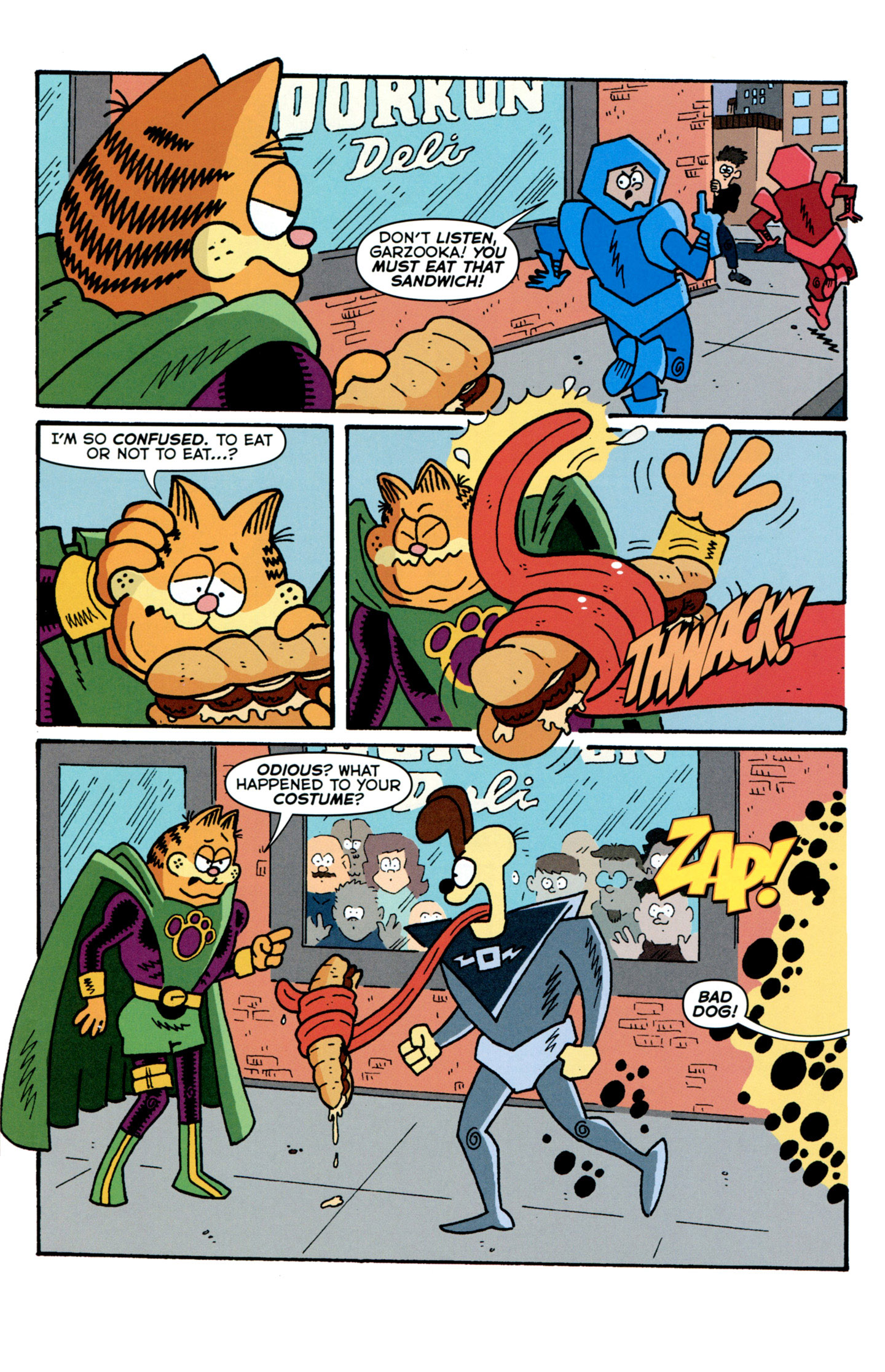 Garfield Porn garfield issue 11 | viewcomic reading comics online for free