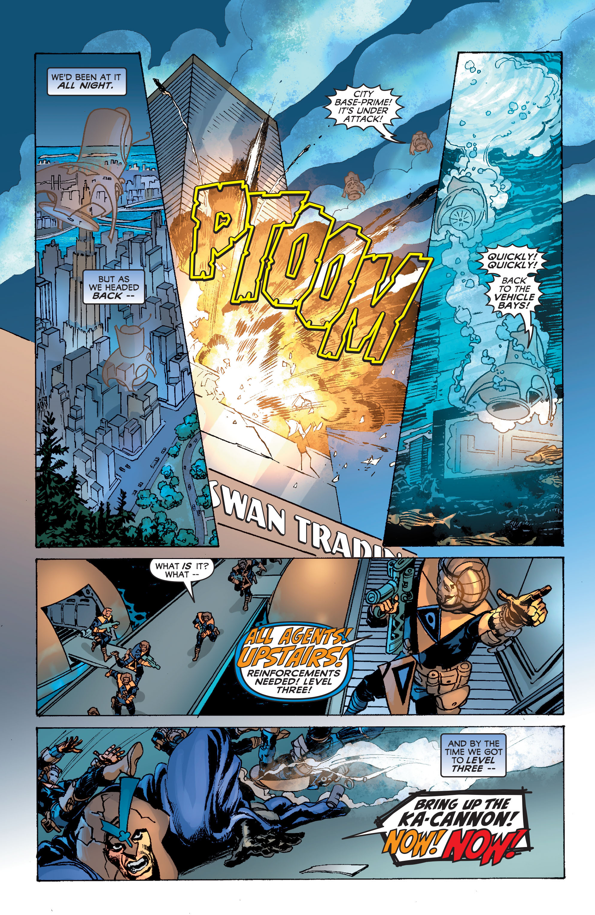 Read online Astro City: Dark Age/Book Three comic -  Issue #3 - 14