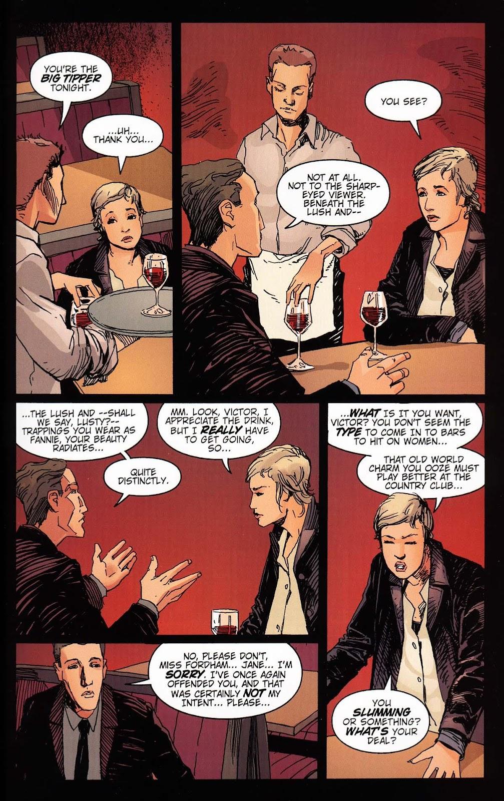 Read online Vampire the Masquerade comic -  Issue # Toreador - 19