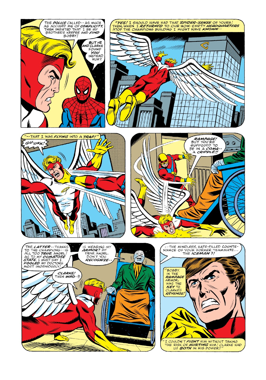 Read online Marvel Masterworks: The Spectacular Spider-Man comic -  Issue # TPB 2 (Part 1) - 51