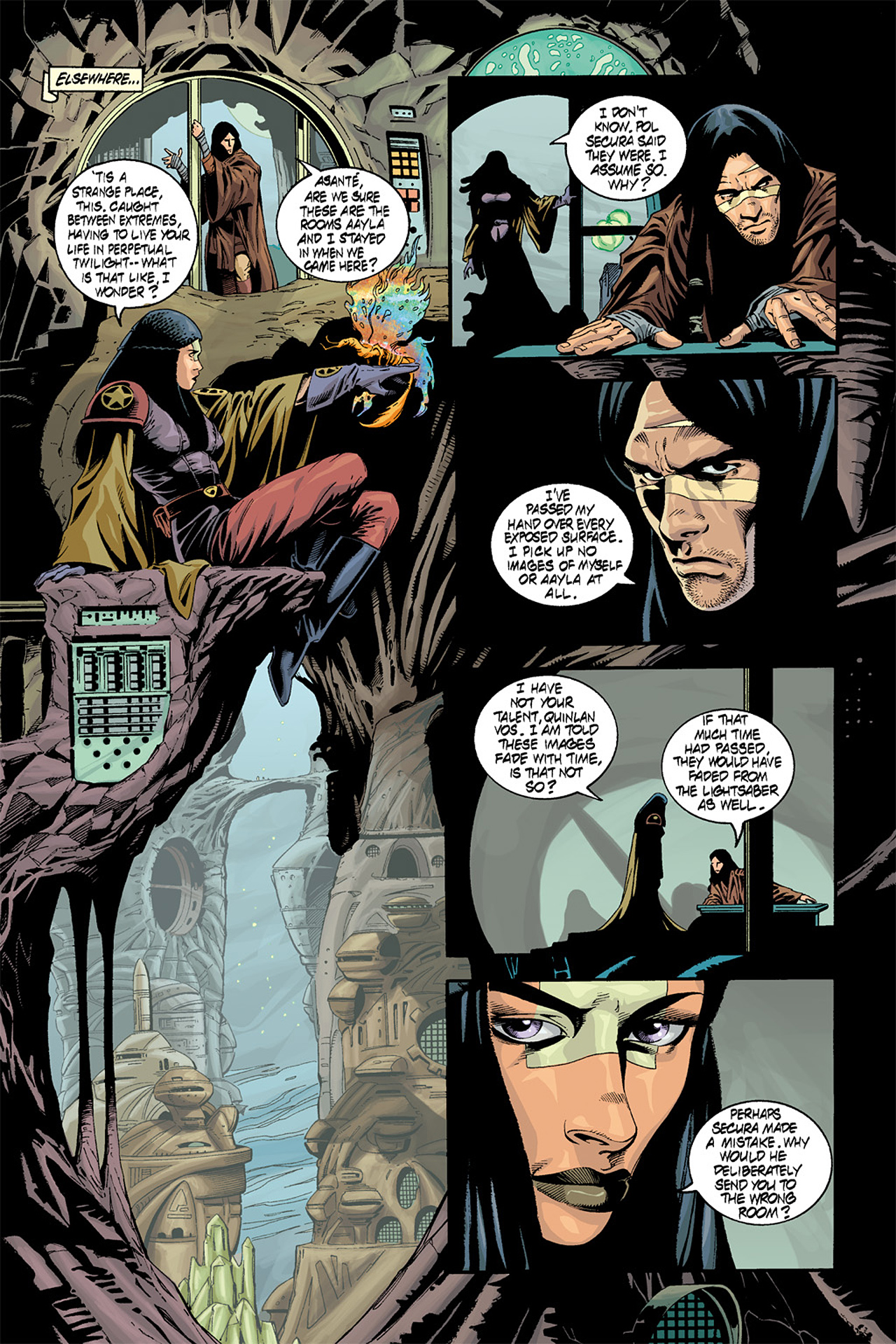 Read online Star Wars Omnibus comic -  Issue # Vol. 15 - 57