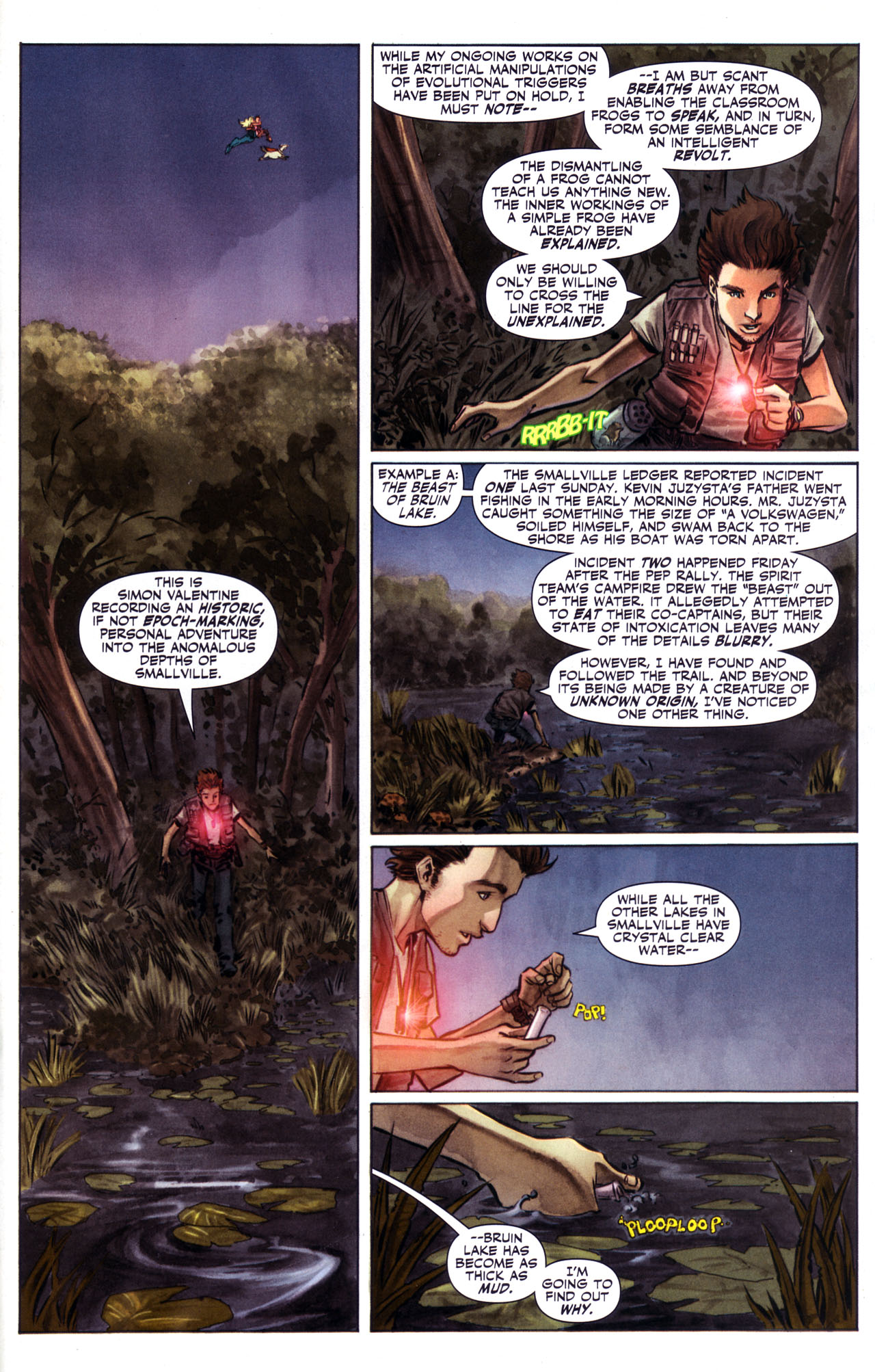 Read online Adventure Comics (2009) comic -  Issue #1 - 15