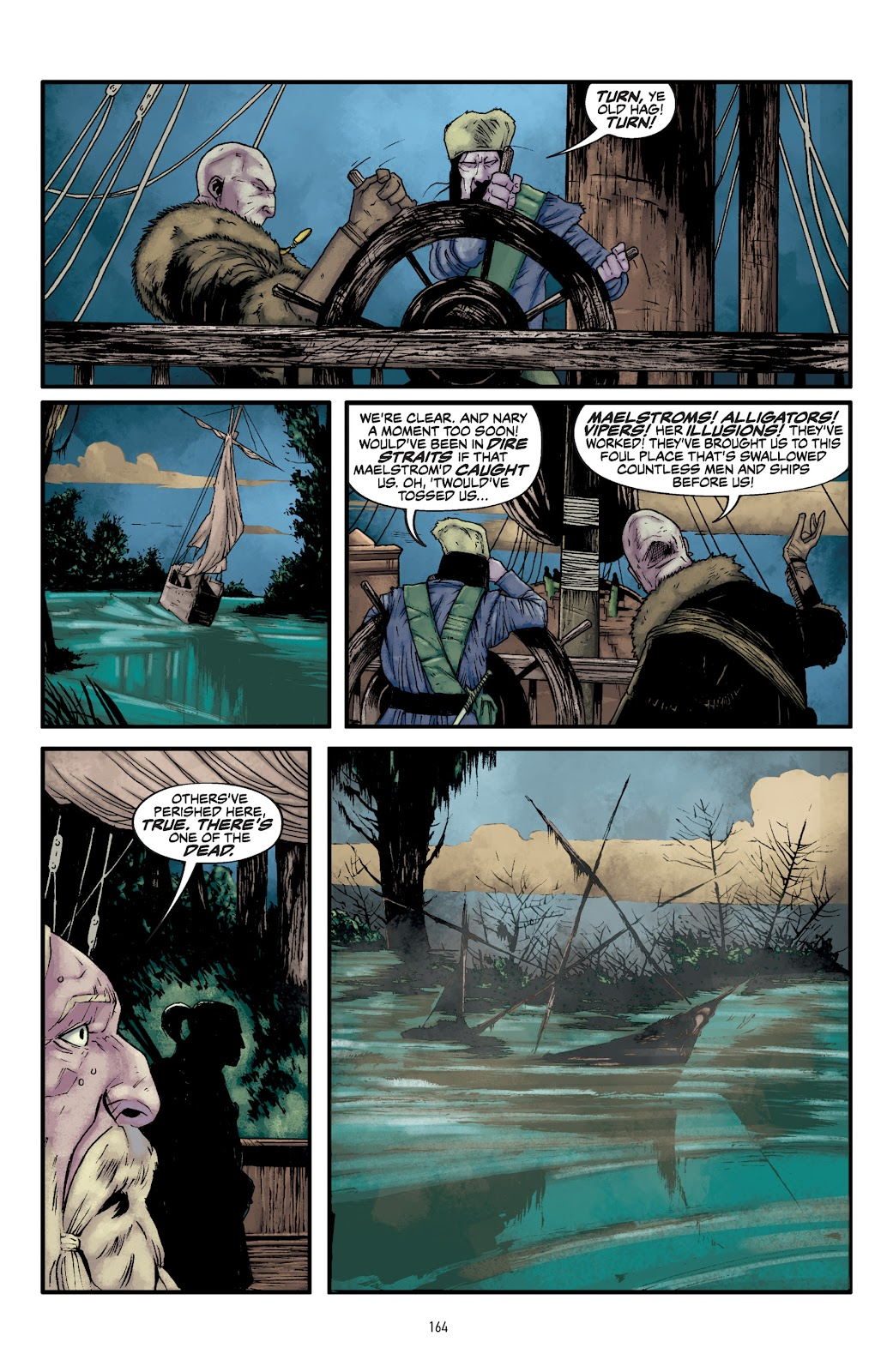 Read online The Witcher Omnibus comic -  Issue # TPB (Part 2) - 65