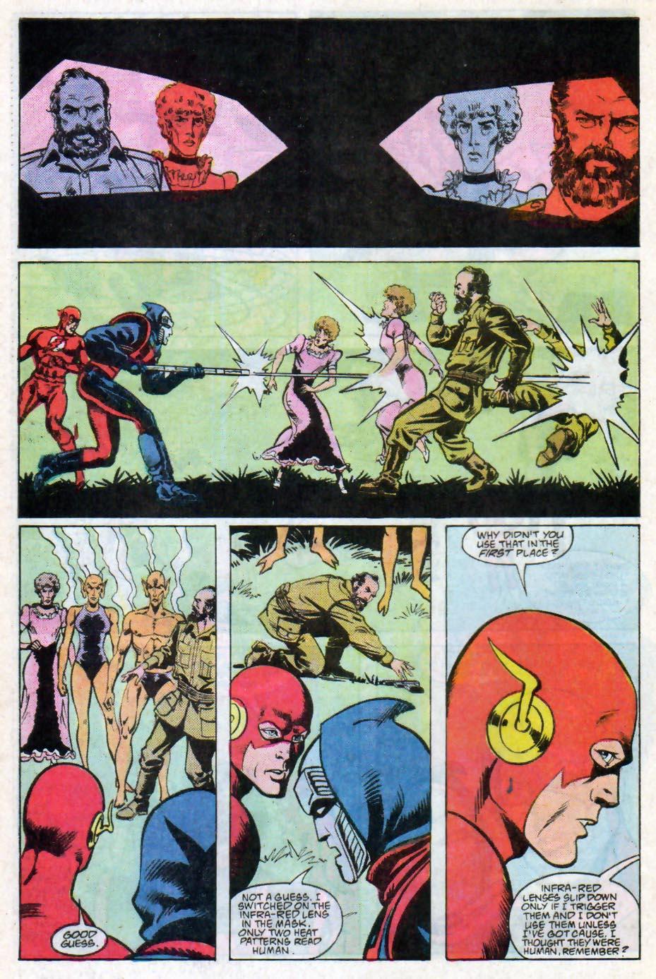 Manhunter (1988) issue 9 - Page 21