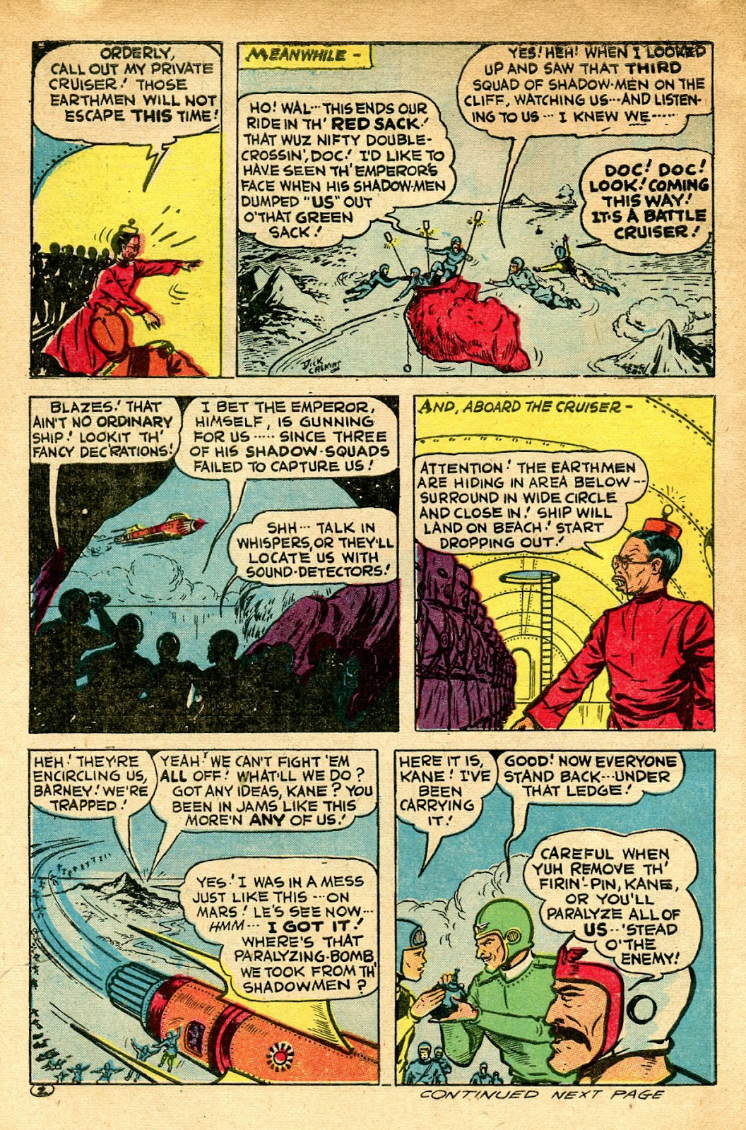 Read online Famous Funnies comic -  Issue #129 - 6