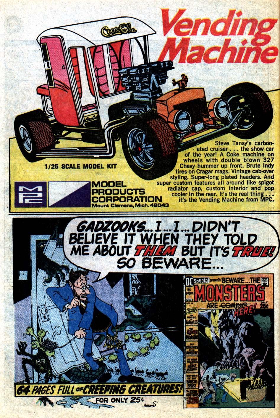 Read online Adventure Comics (1938) comic -  Issue #403 - 61