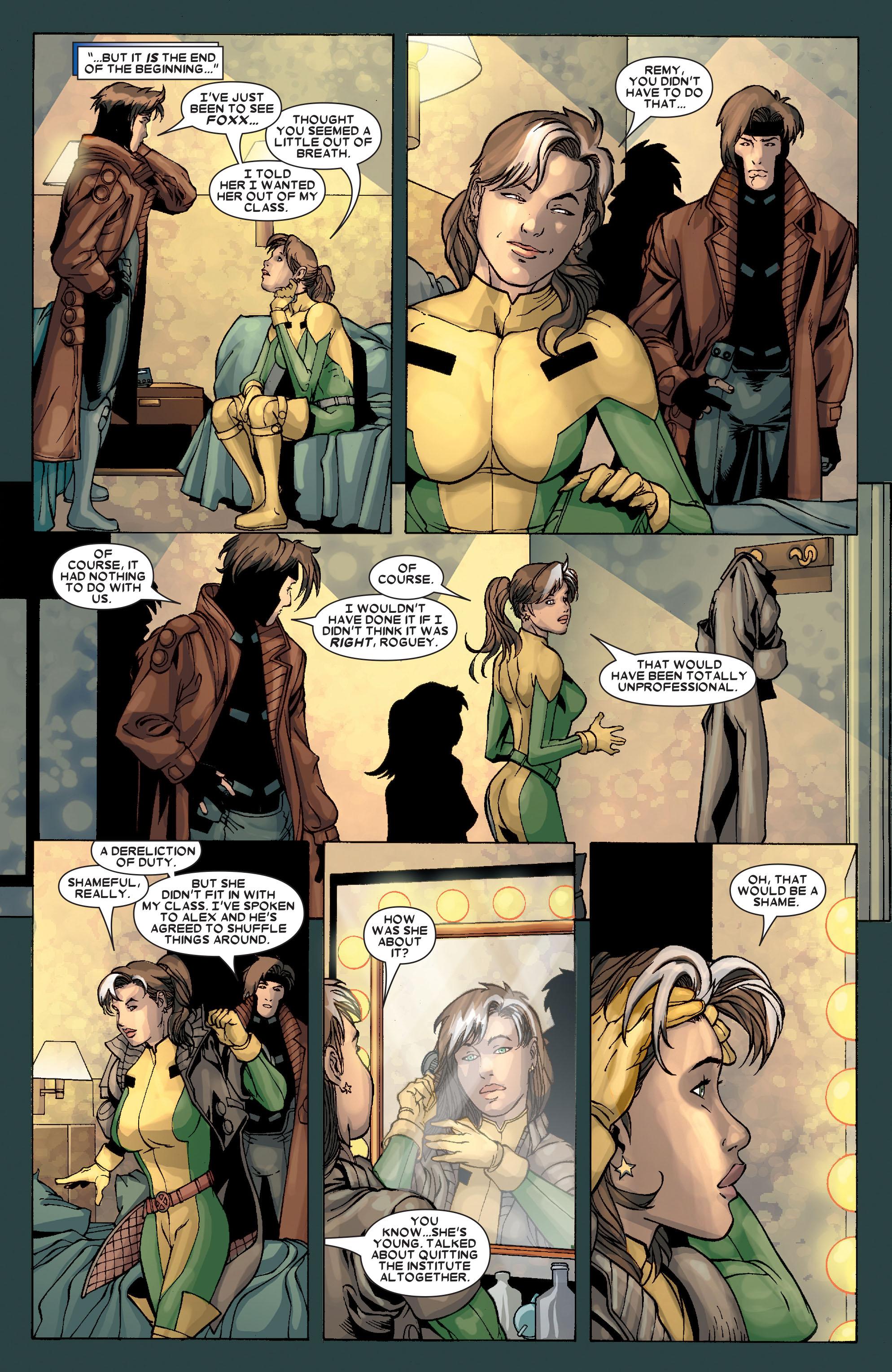 X-Men (1991) 173 Page 4