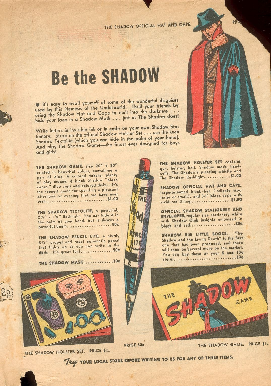 Read online Shadow Comics comic -  Issue #11 - 65