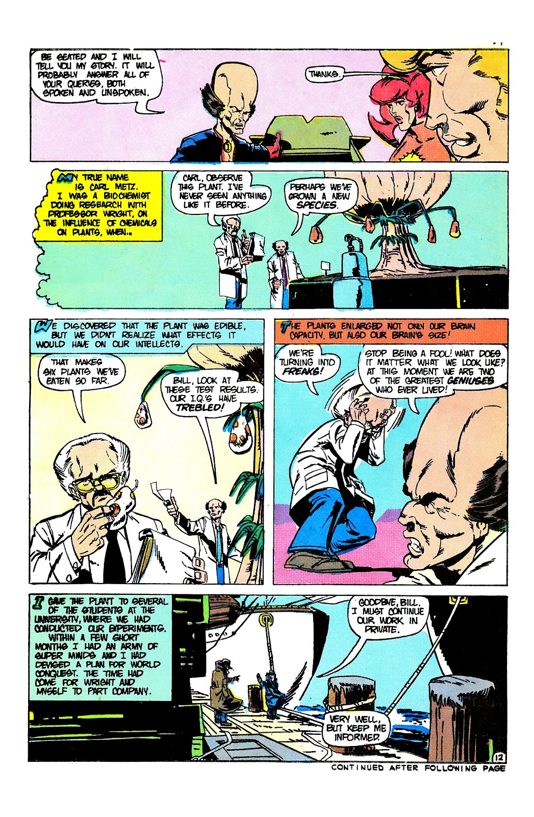 E-Man (1973) issue 9 - Page 16