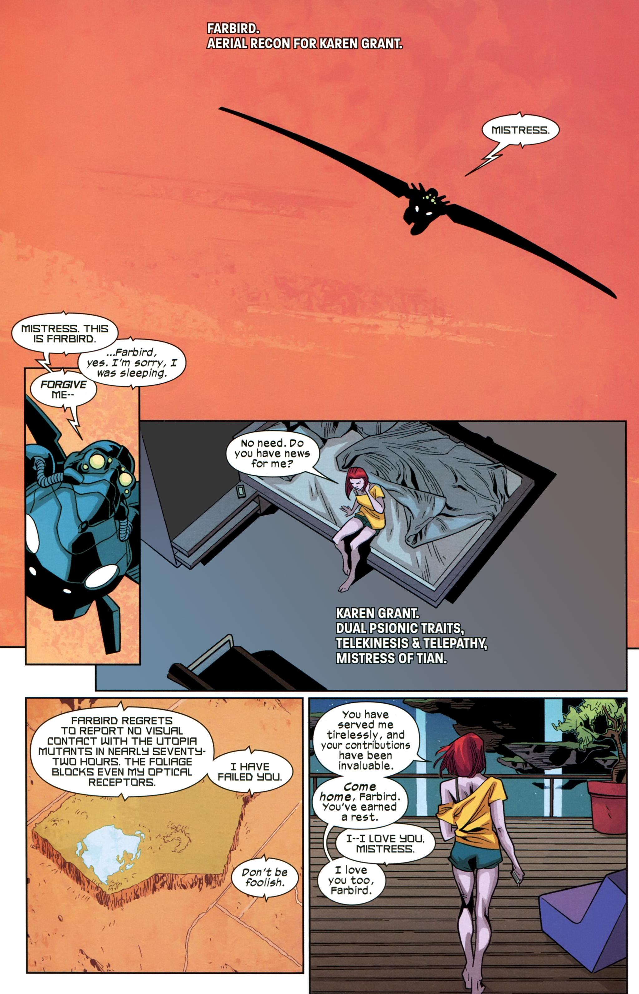 Read online Ultimate Comics X-Men comic -  Issue #24 - 13