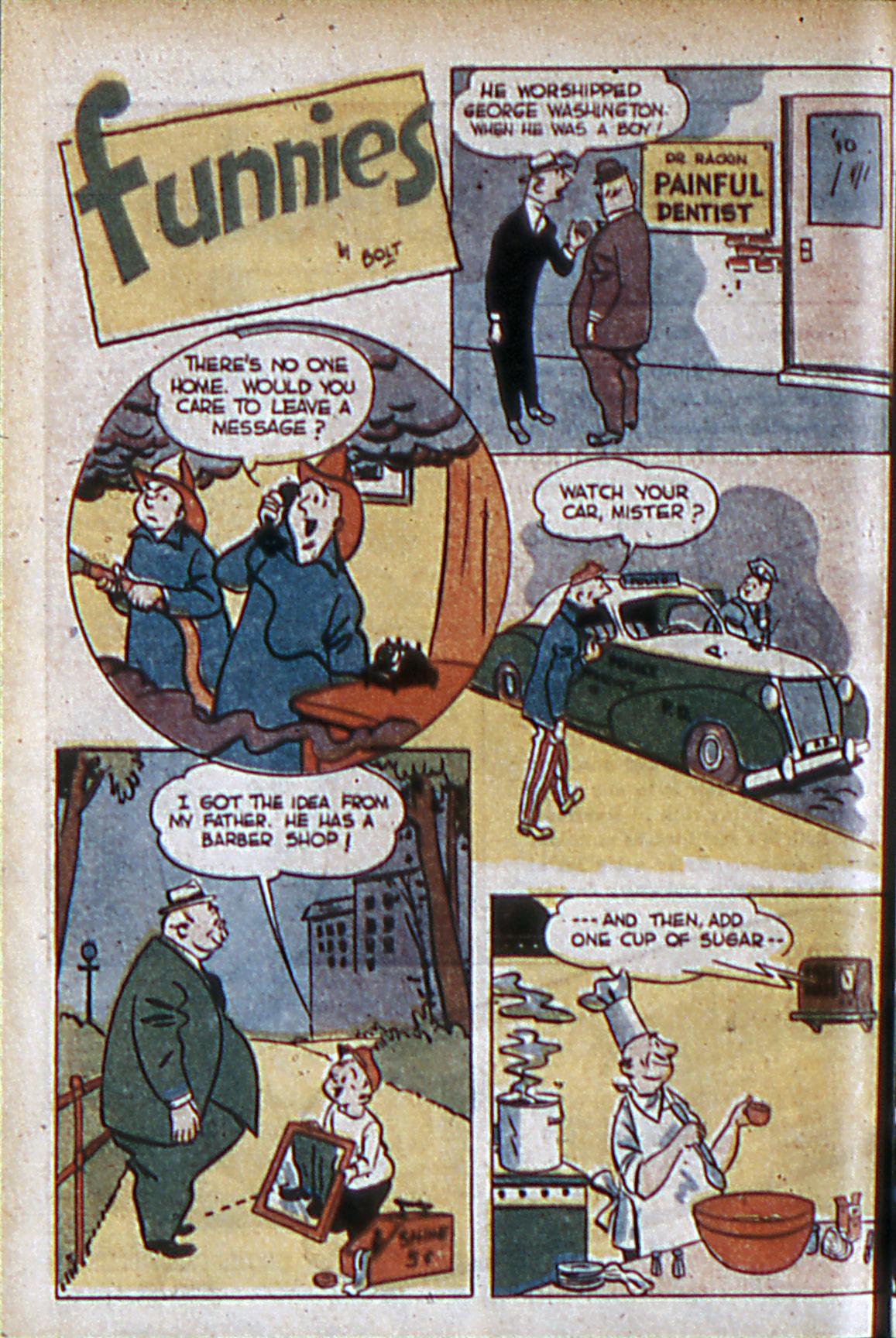 Read online Adventure Comics (1938) comic -  Issue #60 - 13