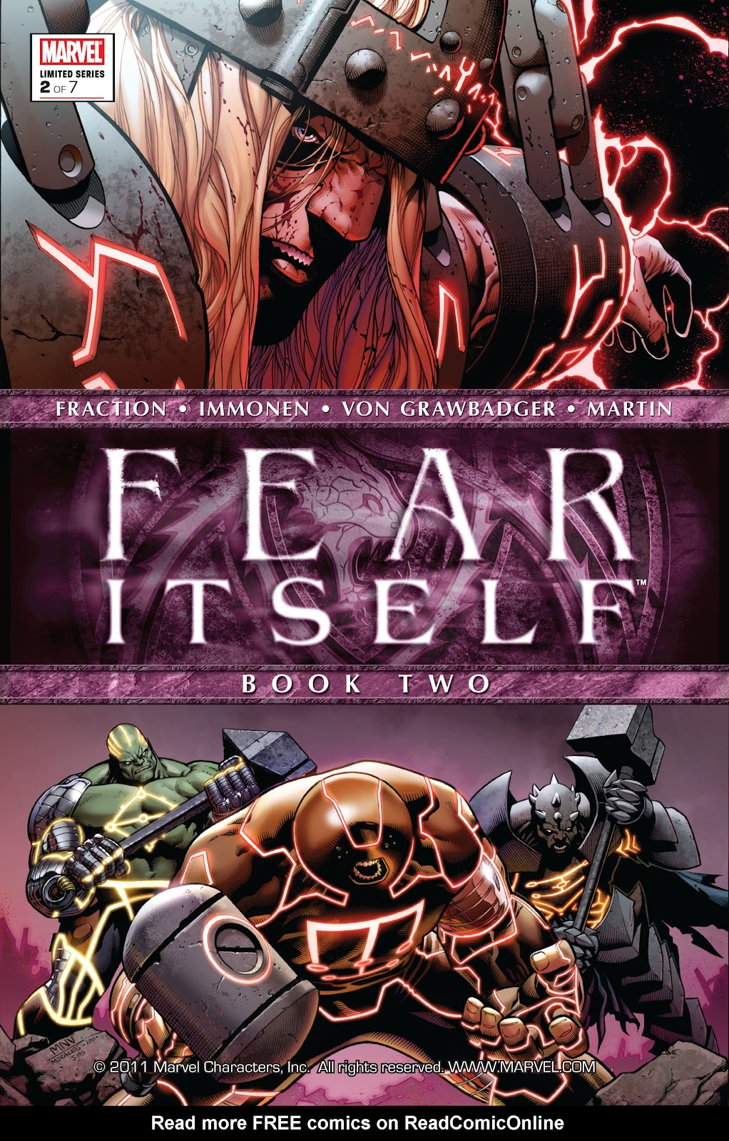 Fear Itself 2 Page 1