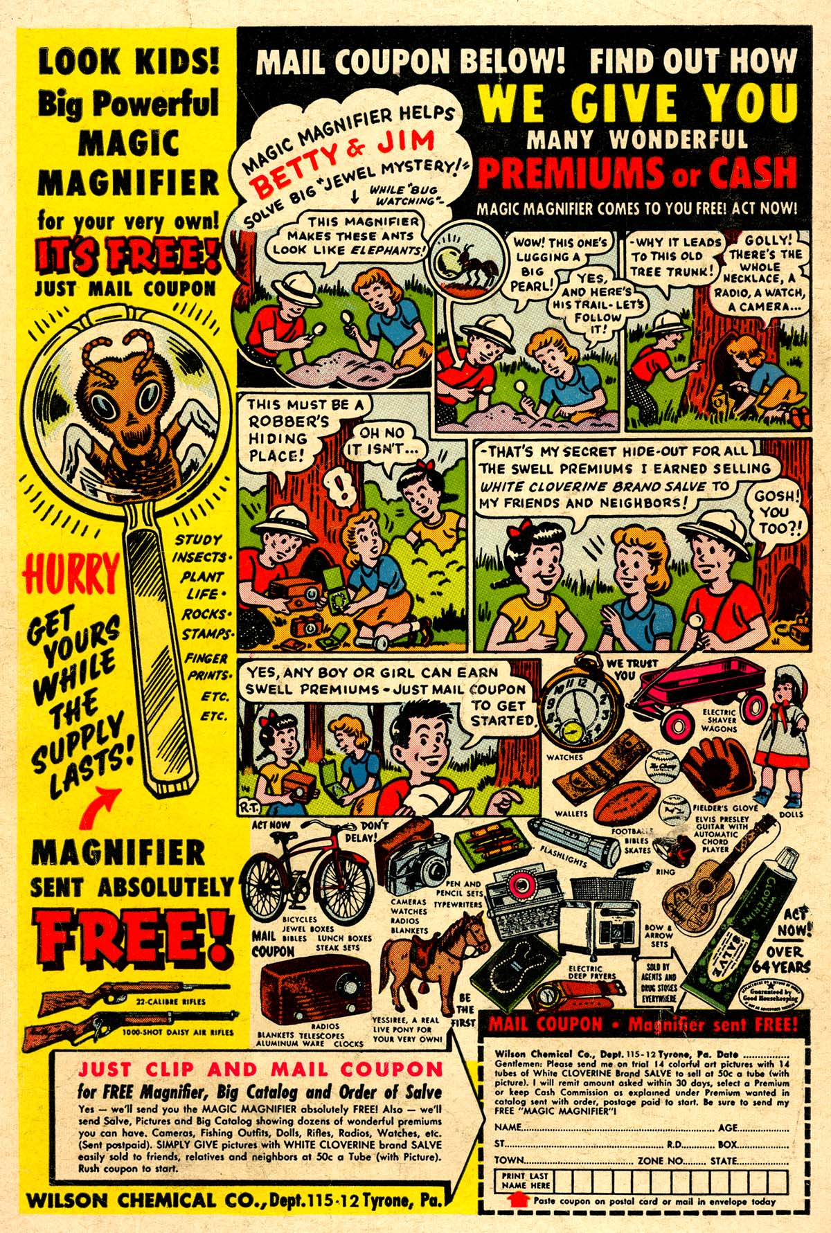 Read online All-Star Western (1951) comic -  Issue #99 - 36