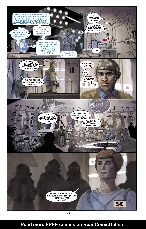 Read online Star Wars Omnibus comic -  Issue # Vol. 30 - 70