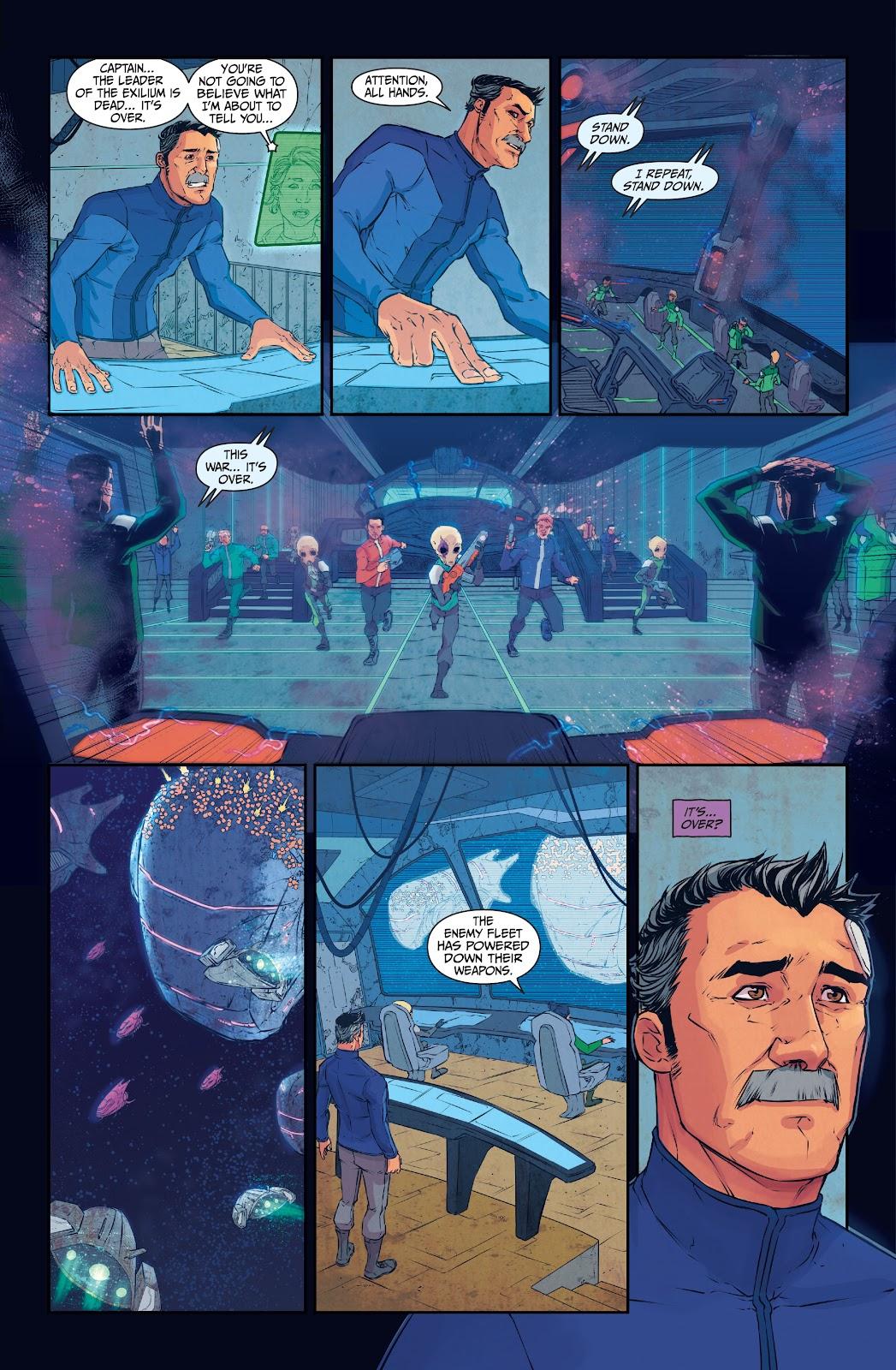 Exilium issue 6 - Page 46