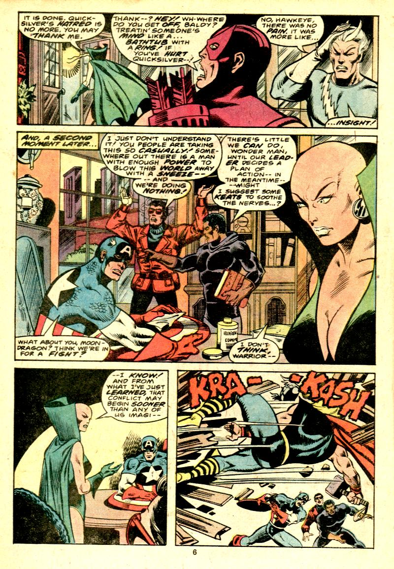The Avengers (1963) 176 Page 4
