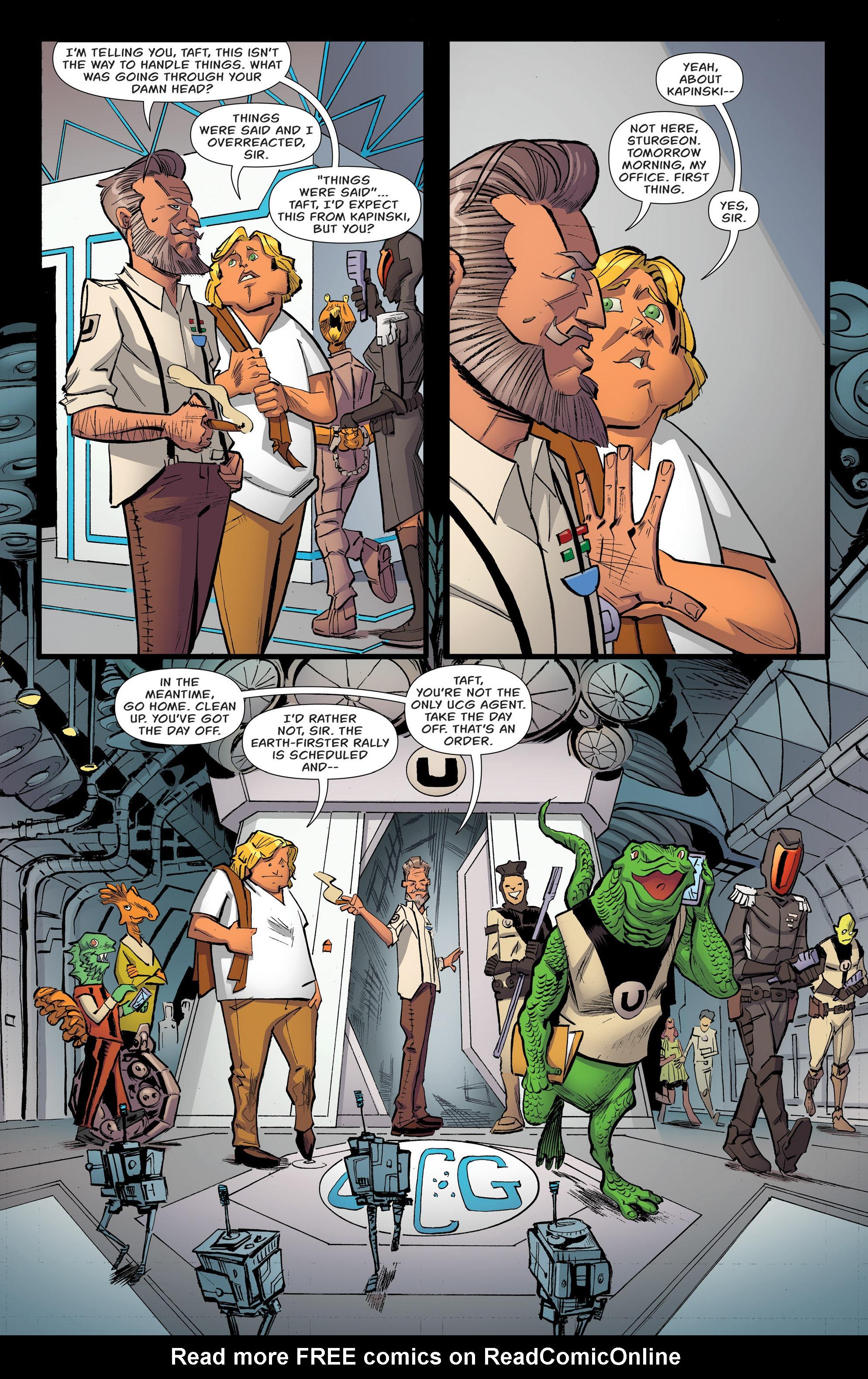 Read online Shutter comic -  Issue #25 - 23
