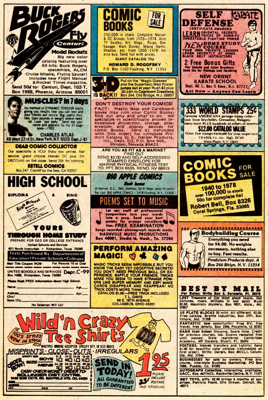 Read online Adventure Comics (1938) comic -  Issue #465 - 60