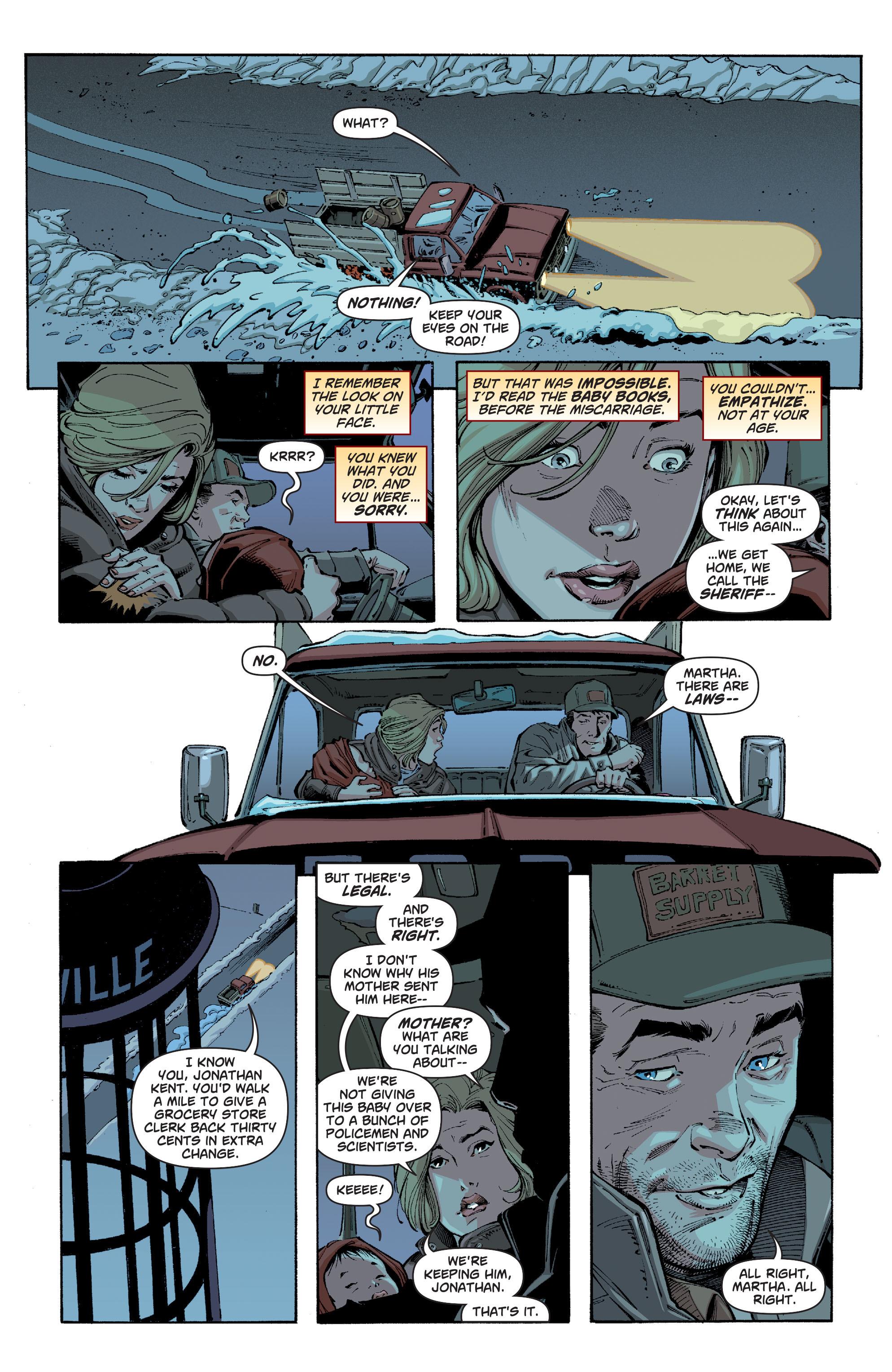 Read online Secret Origins (2014) comic -  Issue #1 - 8