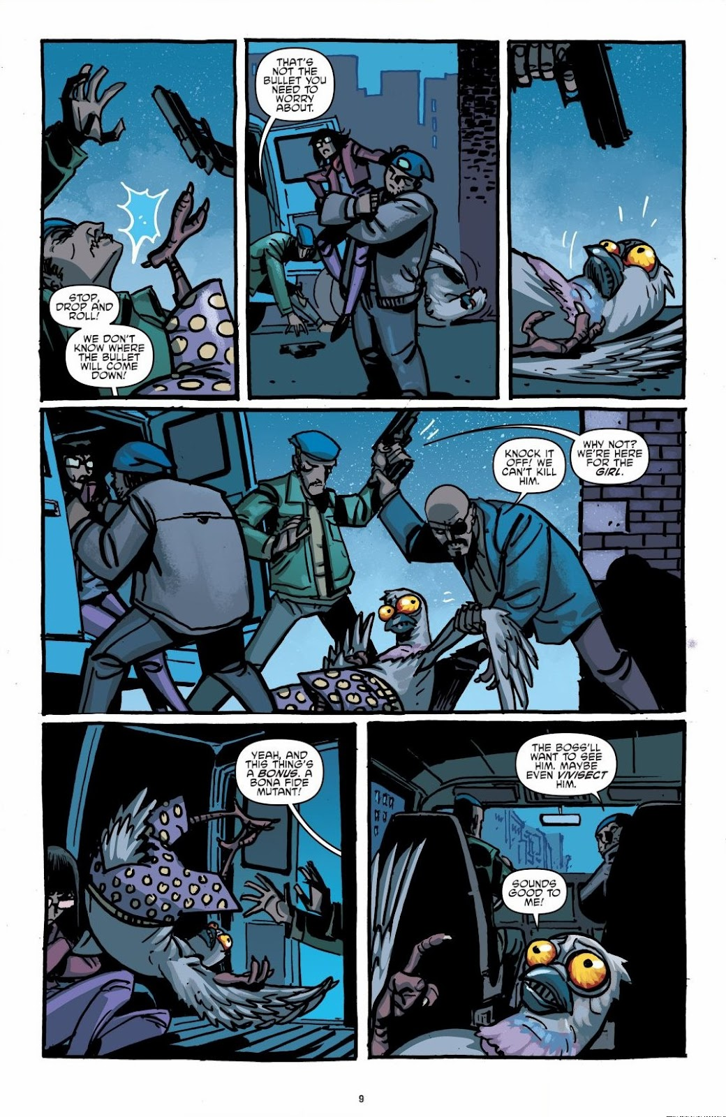 Read online Teenage Mutant Ninja Turtles: The IDW Collection comic -  Issue # TPB 6 (Part 1) - 8