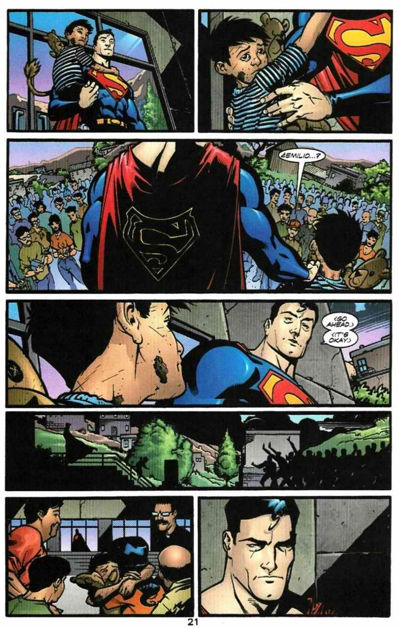 Adventures of Superman (1987) 610 Page 21