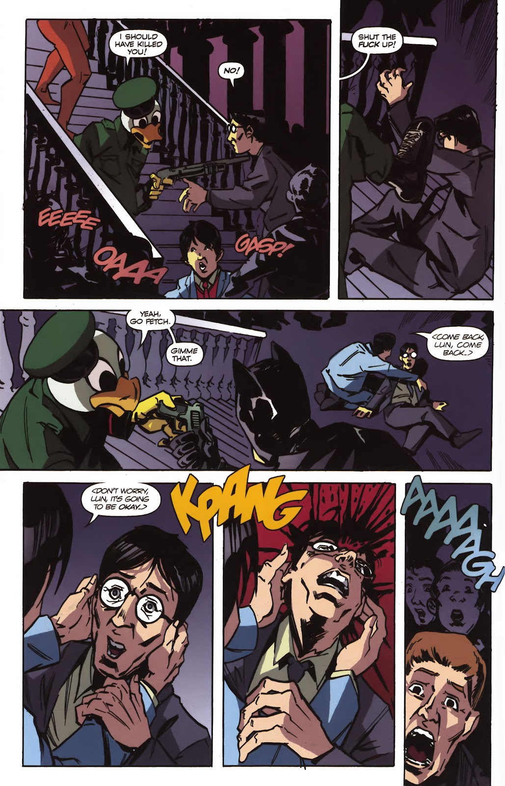 Read online Ricky Rouse Has A Gun comic -  Issue # TPB (Part 2) - 19