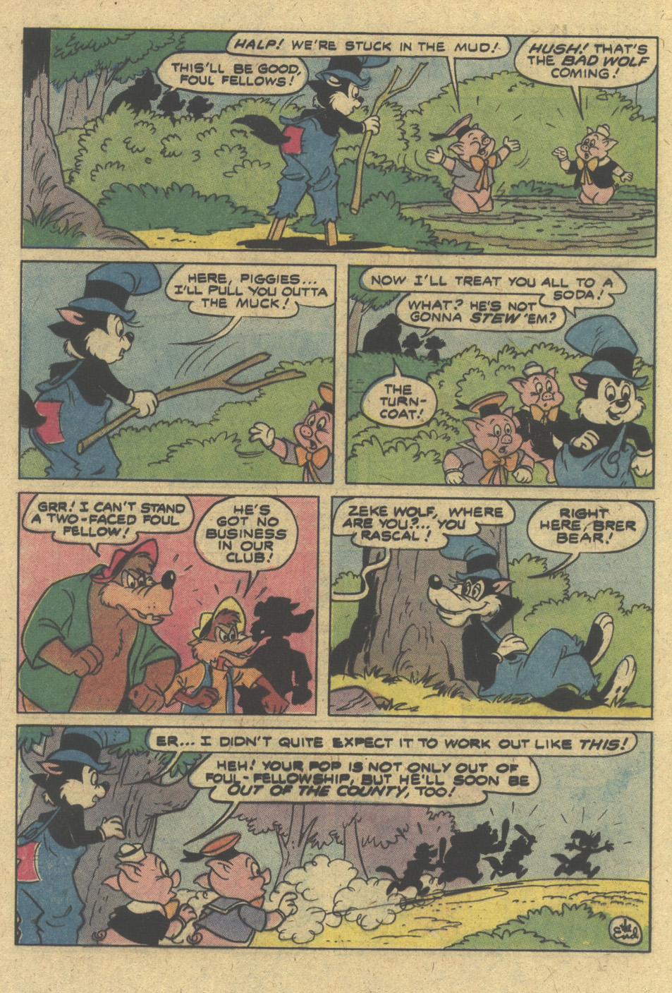 Walt Disney's Comics and Stories issue 452 - Page 14