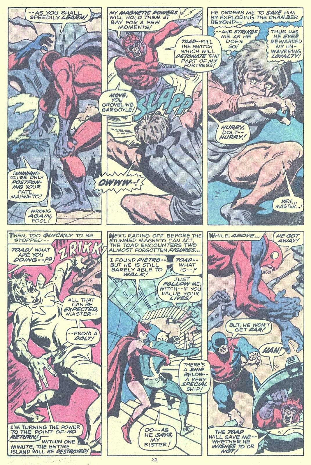 Marvel Triple Action (1972) issue 46 - Page 32