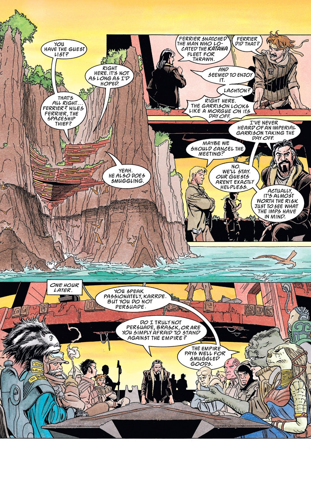Read online Star Wars Legends: The New Republic - Epic Collection comic -  Issue # TPB 4 (Part 4) - 38
