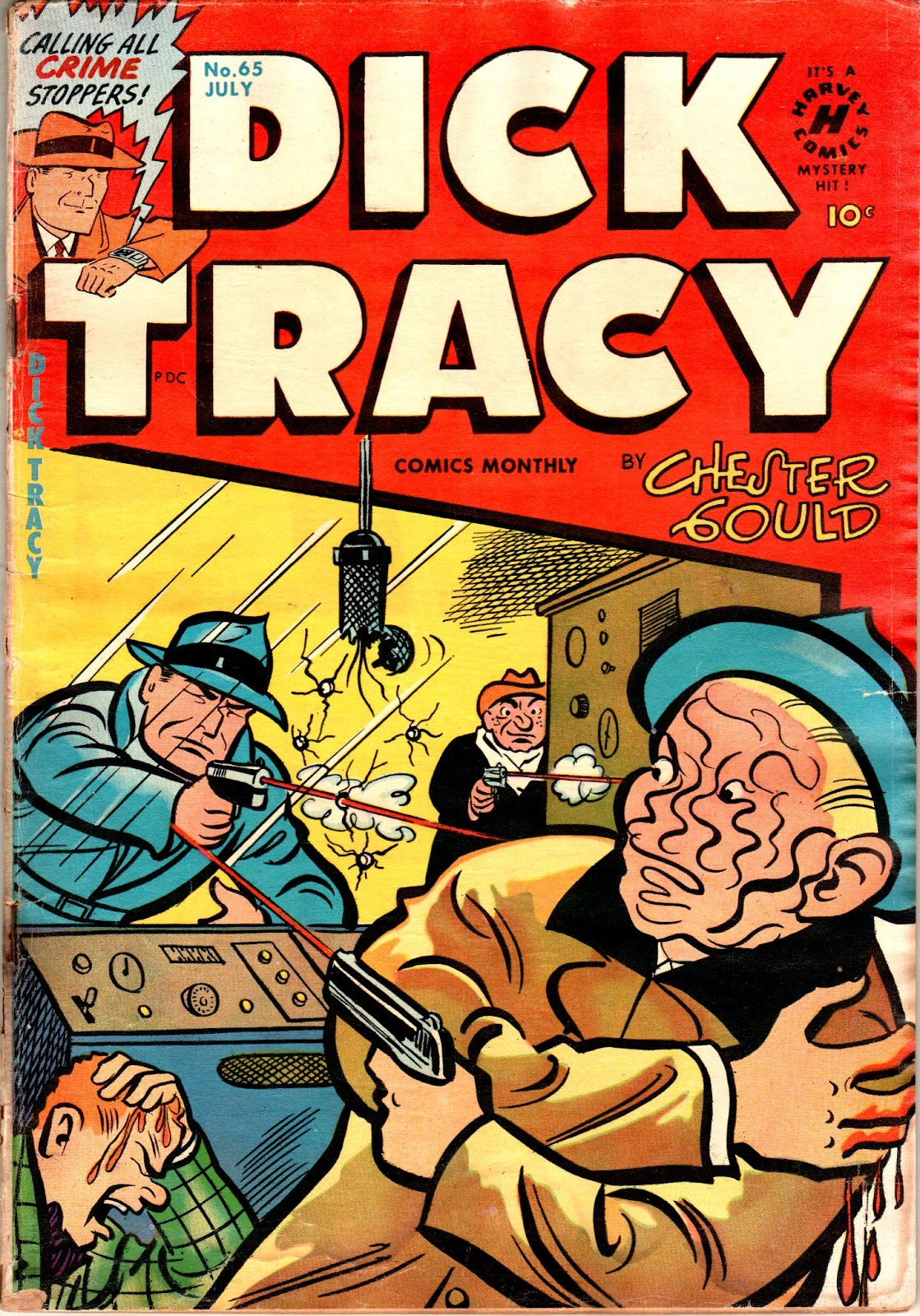 Dick Tracy (1950) 65 Page 1