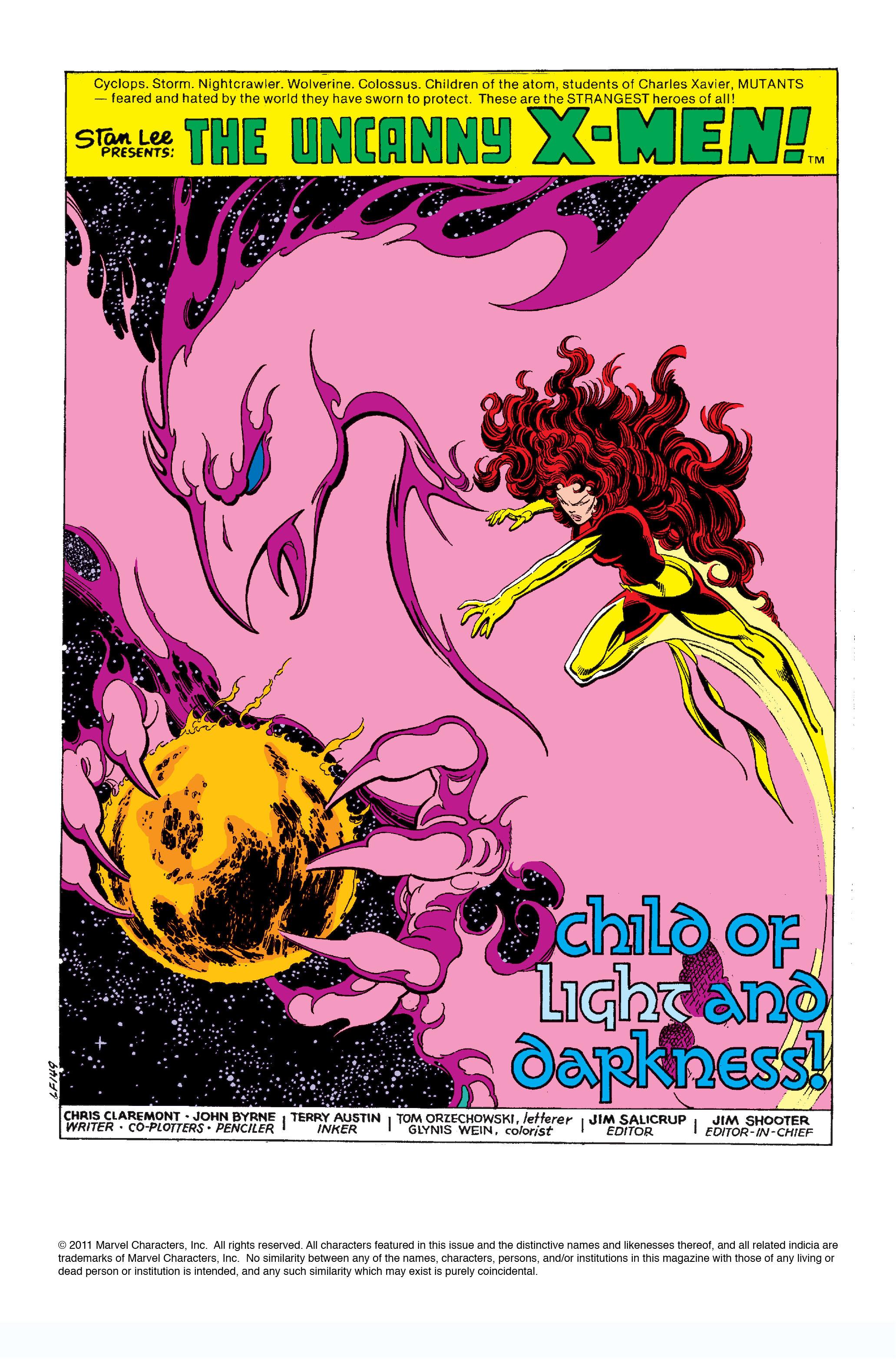 Read online Uncanny X-Men (1963) comic -  Issue #136 - 2