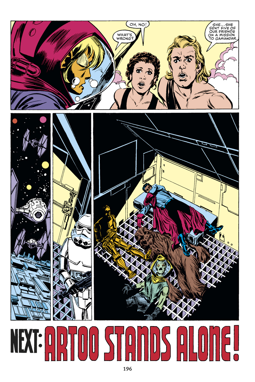 Read online Star Wars Omnibus comic -  Issue # Vol. 18 - 184