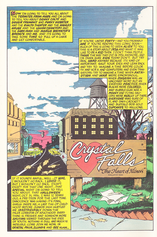 Read online Twisted Tales (1987) comic -  Issue # Full - 4