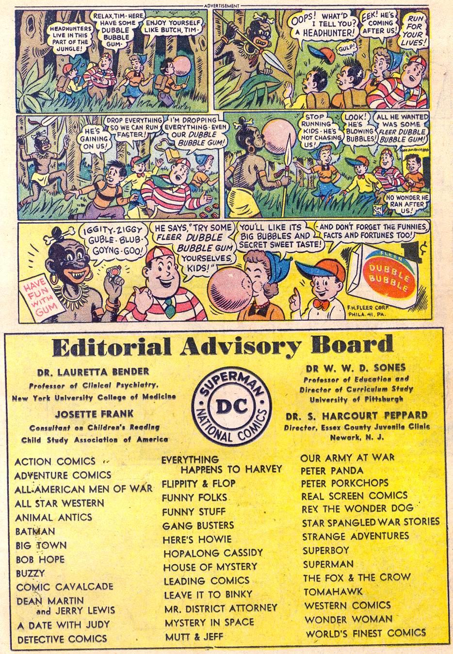 Read online Adventure Comics (1938) comic -  Issue #197 - 15