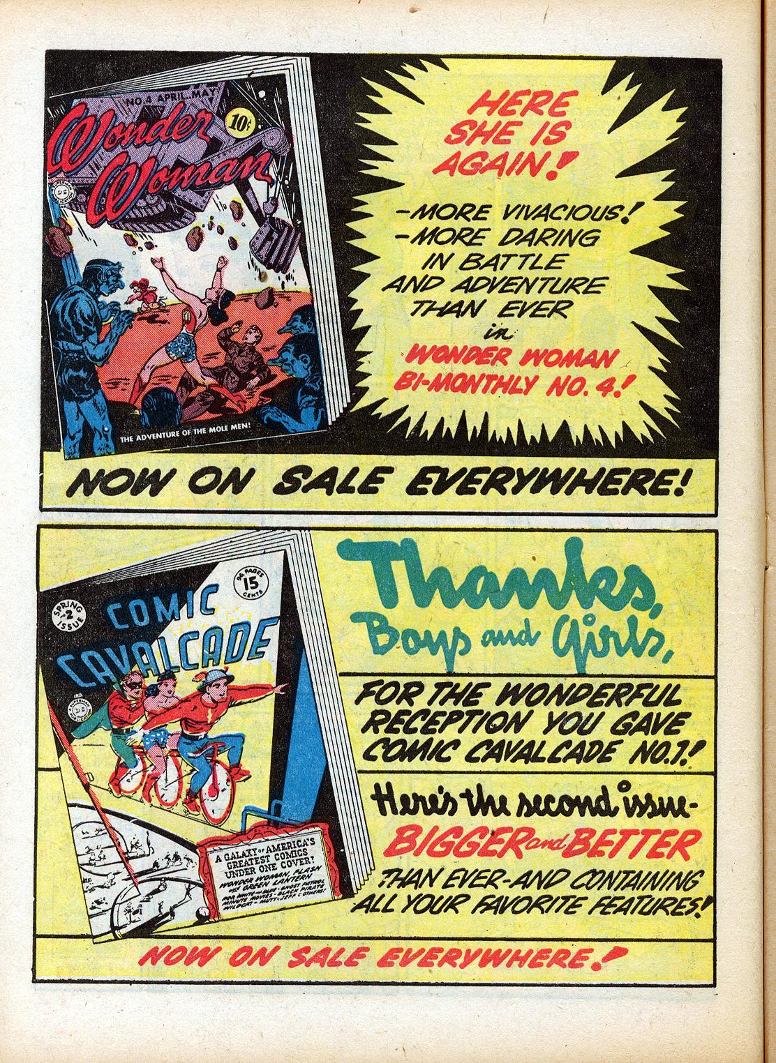 Read online Sensation (Mystery) Comics comic -  Issue #18 - 16