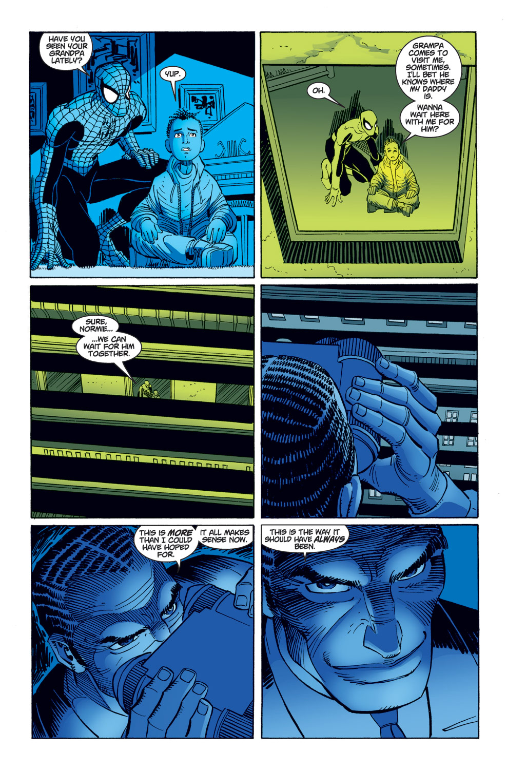 The Amazing Spider-Man (1999) 25 Page 16
