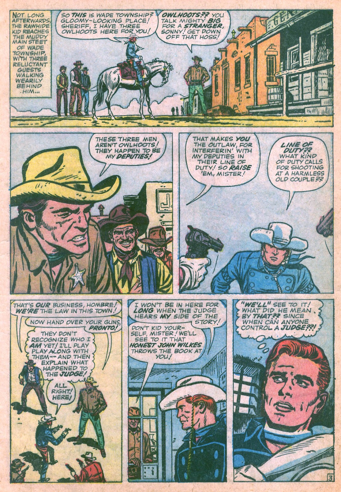 The Rawhide Kid (1955) issue 36 - Page 5