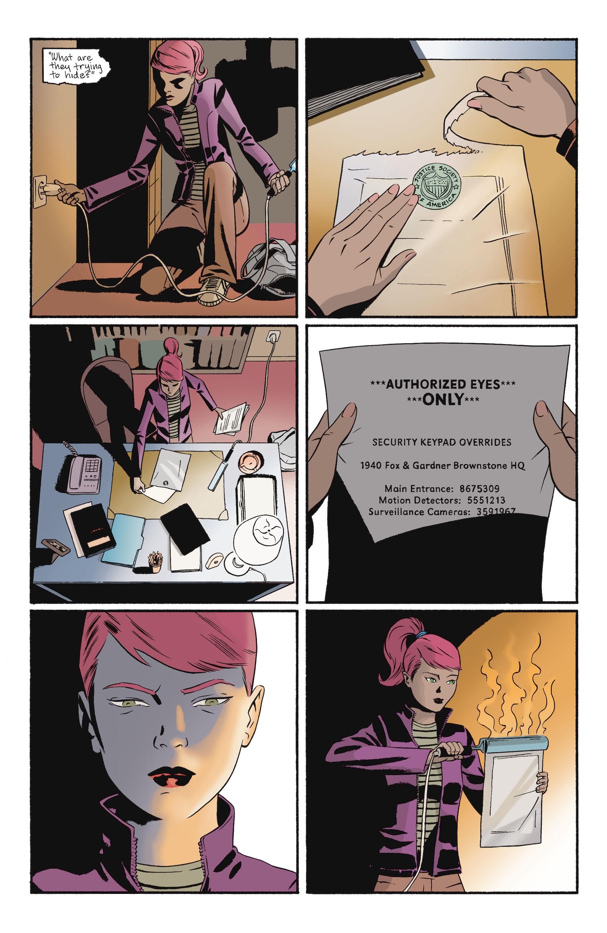 Read online Batgirl/Robin: Year One comic -  Issue # TPB 2 - 8