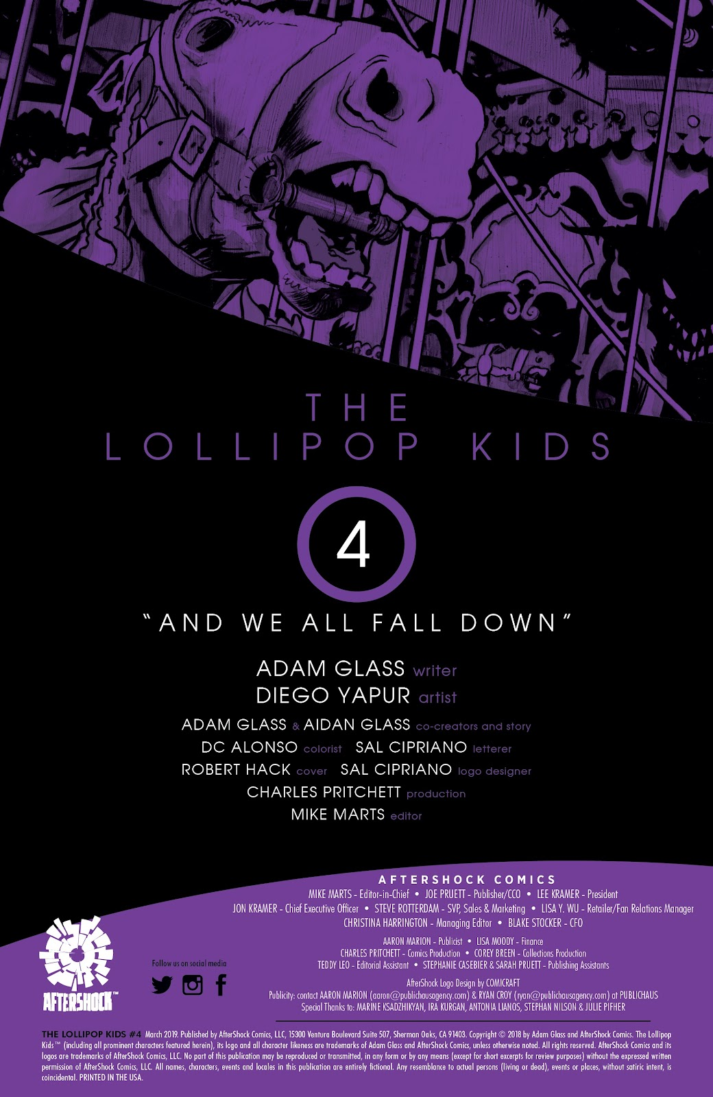 Read online Lollipop Kids comic -  Issue #4 - 2