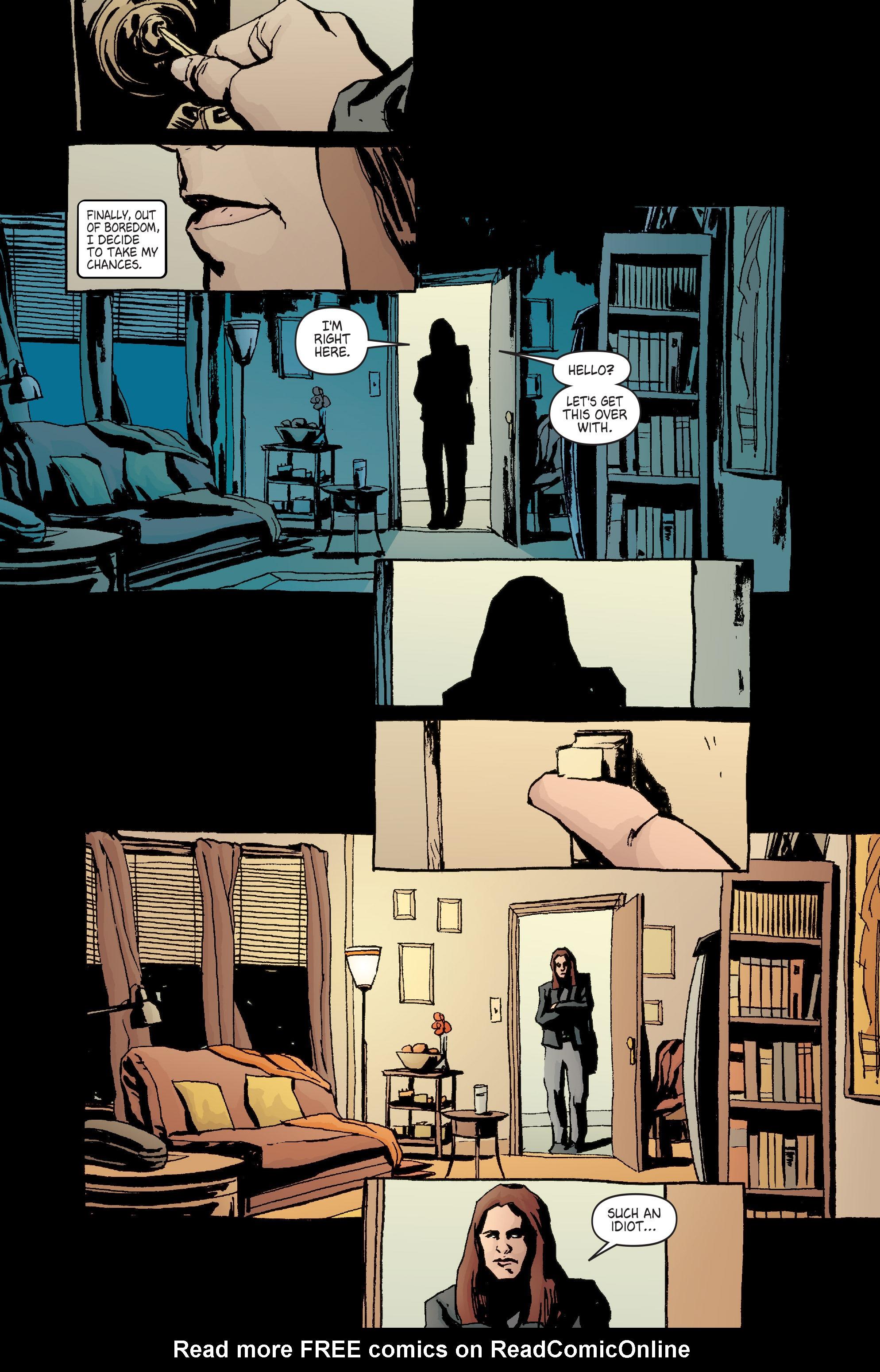 Read online Alias comic -  Issue #2 - 5