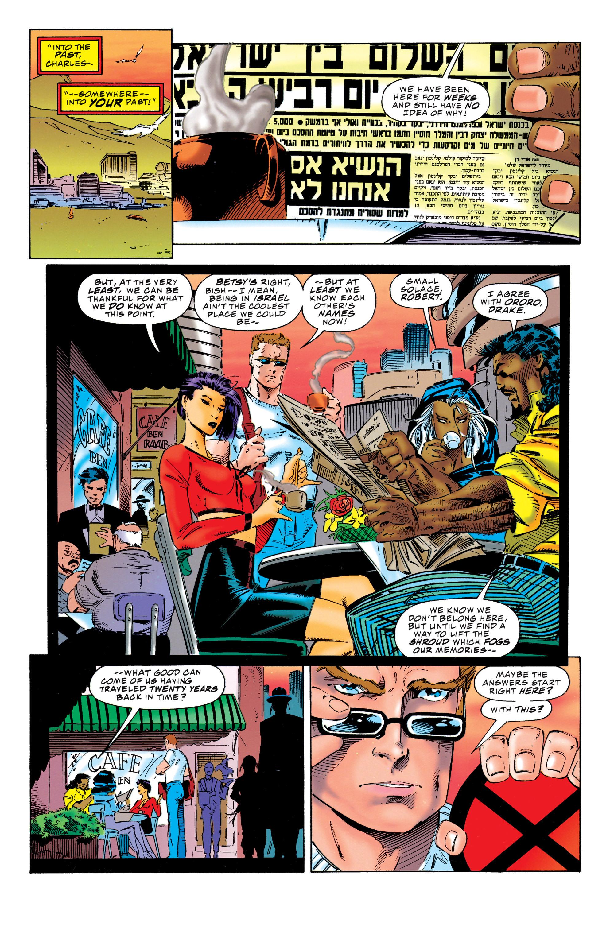 X-Men (1991) 40 Page 8