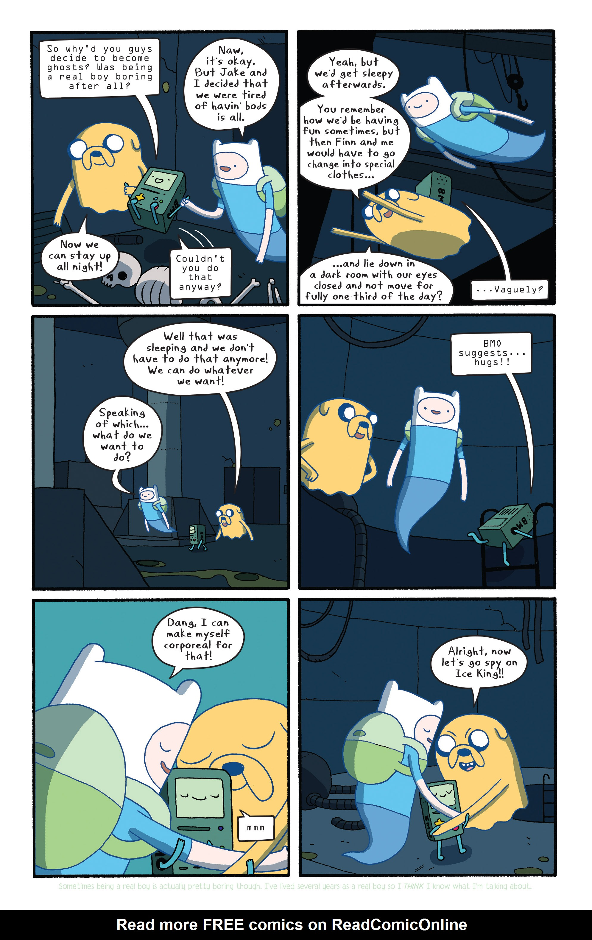 Read online Adventure Time comic -  Issue #Adventure Time _TPB 6 - 52