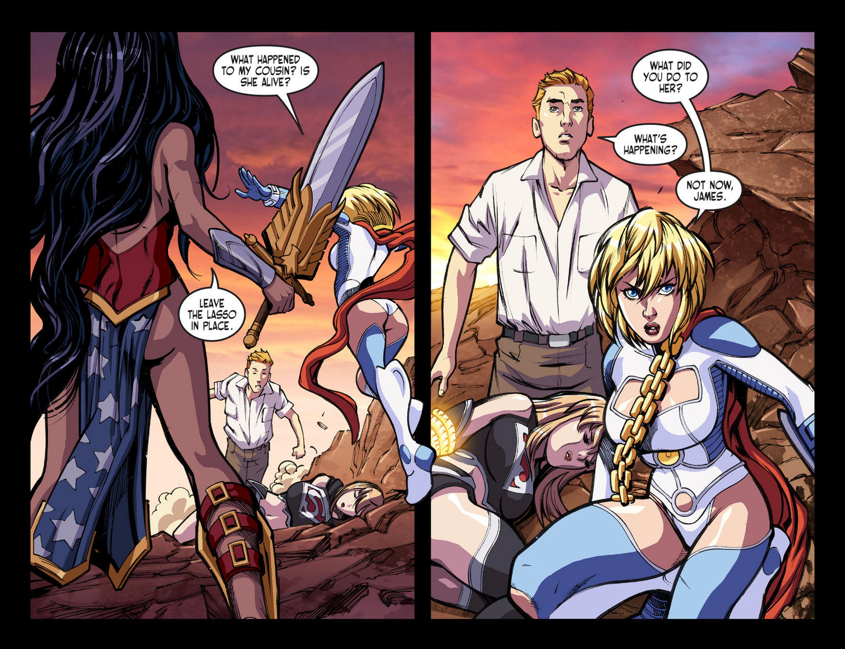 Read online Ame-Comi Girls comic -  Issue #5 - 10