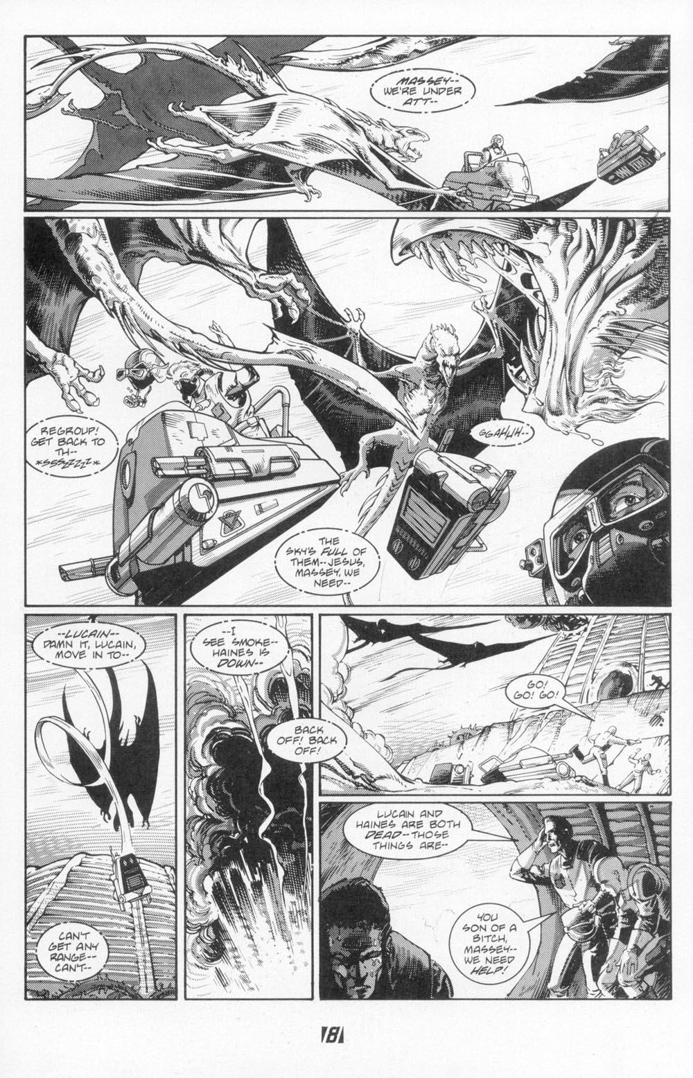 Read online Aliens (1988) comic -  Issue #5 - 10