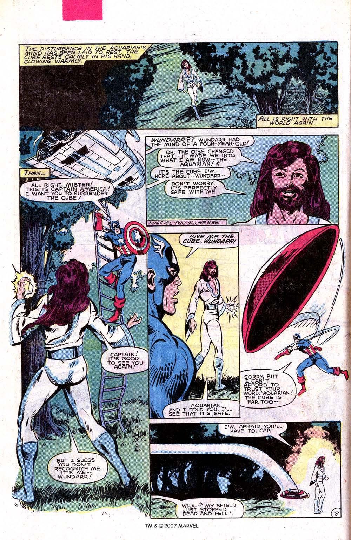 Read online Captain America (1968) comic -  Issue # _Annual 7 - 12
