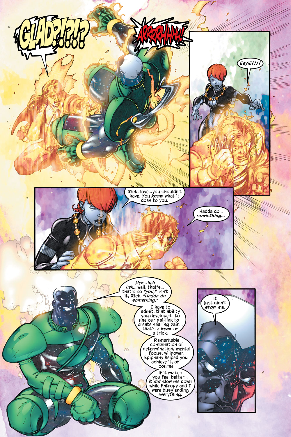Captain Marvel (2002) Issue #6 #6 - English 6