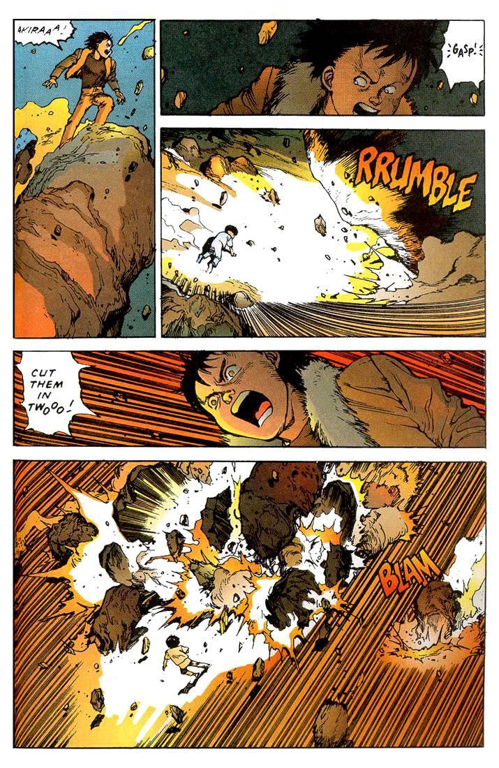 Read online Akira comic -  Issue #11 - 57