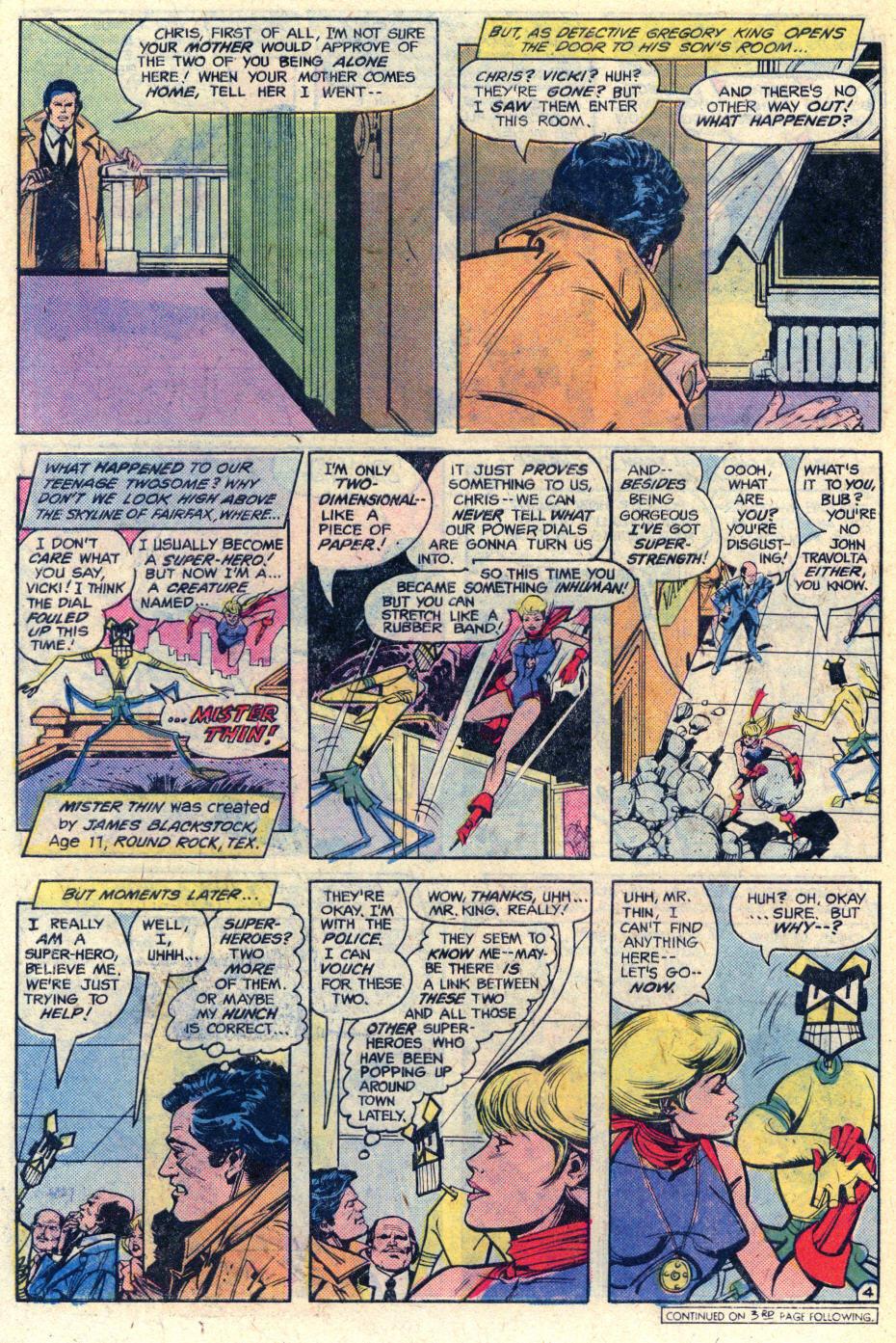 Read online Adventure Comics (1938) comic -  Issue #482 - 5