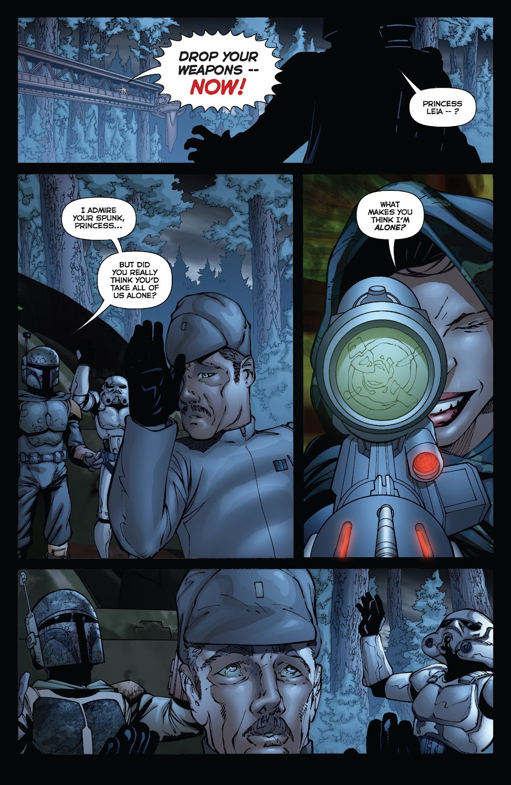 Read online Star Wars Legends: Infinities - Epic Collection comic -  Issue # TPB (Part 3) - 34