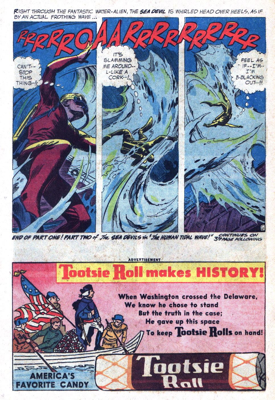Read online Sea Devils comic -  Issue #7 - 9